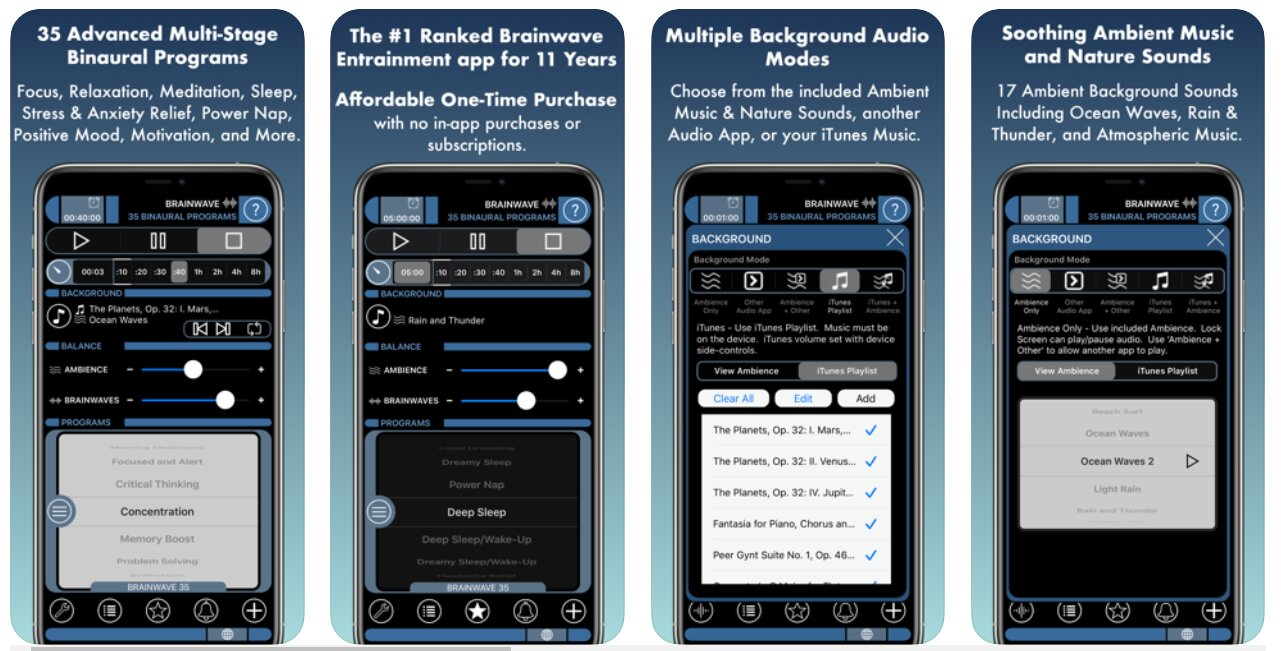 8 Best Binaural Beats Apps For iOS & Android for FREE 22