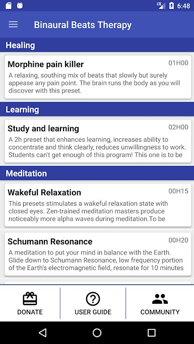 8 Best Binaural Beats Apps For iOS & Android for FREE 5