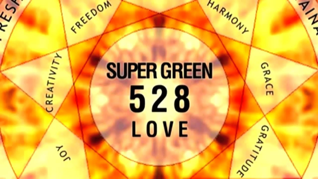 528 hz love frequency